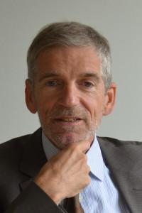 Portraitaufnahme Stefan Kaufmann