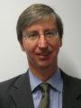 Portraitaufnahme Prof. Dr. Peter Ries