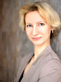Portraitaufnahme von Frau Dr. Sabine Grommes